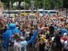 Com Cintia Graton e João Medeiros, gravação de 'A marcha dos desacontecimentos', Carnaval de 2011. Foto de Adriana Branco