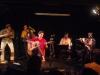 Quinteto Sacradança em ação. Foto de Carol de Holanda